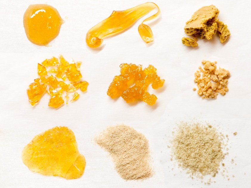 Buying Cannabis Concentrates Online