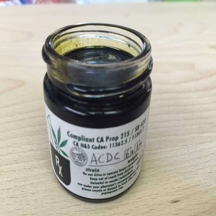 ACDC CBD Oil for sale