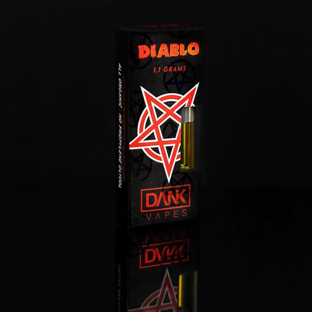 Diablo OG Dank Vape Cartridge