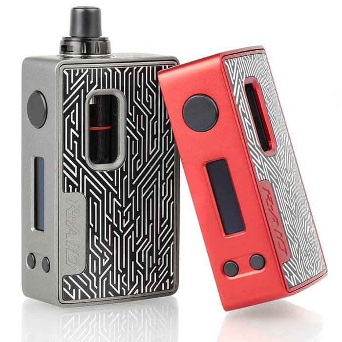 Hotcig R-AIO 80W TC Starter Kit Bluetooth