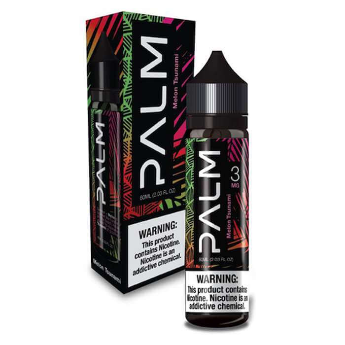 Melon Tsunami Palm E-liquid
