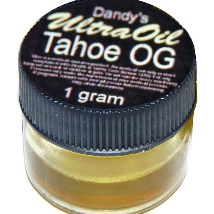 Tahoe OG Cannabis Oil
