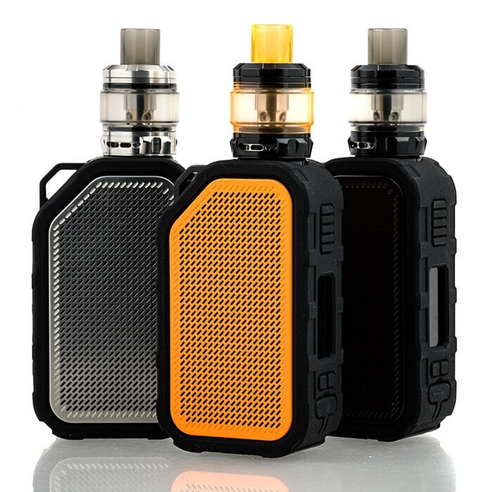 WISMEC ACTIVE 80W STARTER KIT - BLUETOOTH SPEAKER